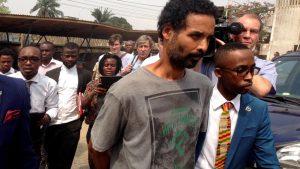 Boyfriend of EastEnders actress arrested in Ghana over her murder