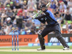 Colin Munro blasts New Zealand's fastest T20 half century in win over