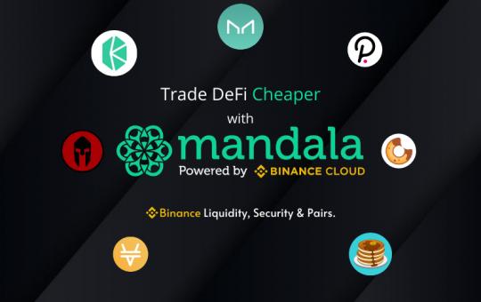Trade DeFi Cheaper With Mandala